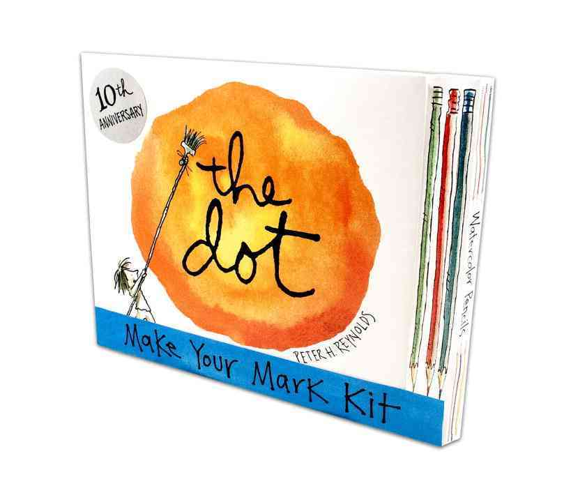 The Dot By Reynolds, Peter H./ Reynolds, Peter H. (ILT)